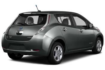 Recall Alert: 2013-2015 Nissan Leaf