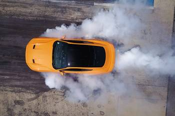 What Cars Are as Fast as the 2018 Ford Mustang GT?