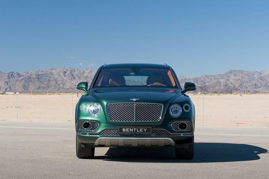 2017 Bentley Bentayga: Our View
