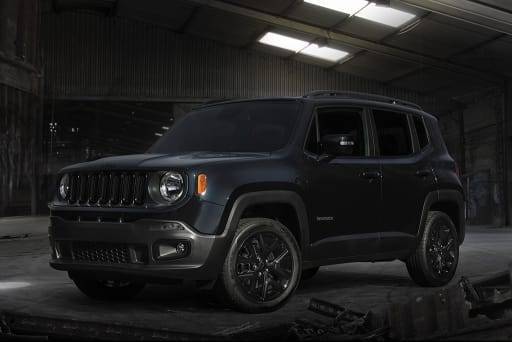 2016 Jeep Renegade Goes to the Dark Side with 'Batman v Superman' Special Edition