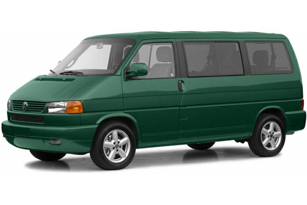 2,500 2003 Volkswagen Cars and Vans: Recall Alert