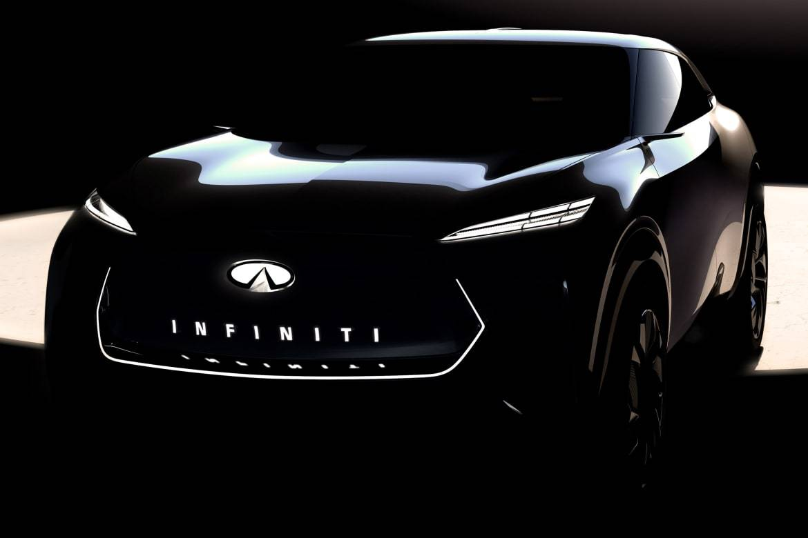 Infiniti Celebrates Detroit Past With Concept for Its Electric Future