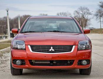 Our view: 2009 Mitsubishi Galant