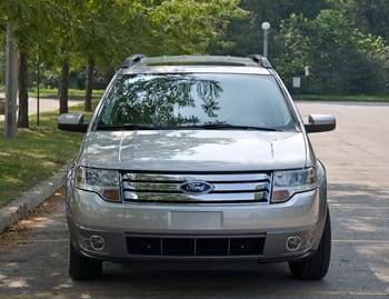 Our view: 2009 Ford Taurus X
