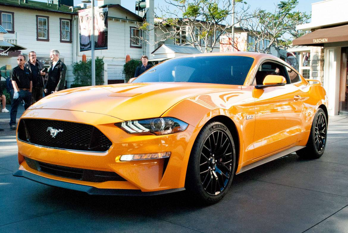 2018 Ford Mustang: What's the Cost of a Fill-Up?