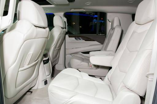 Which 2014, 2015 Three-Row SUVs Offer Captain's Chairs?