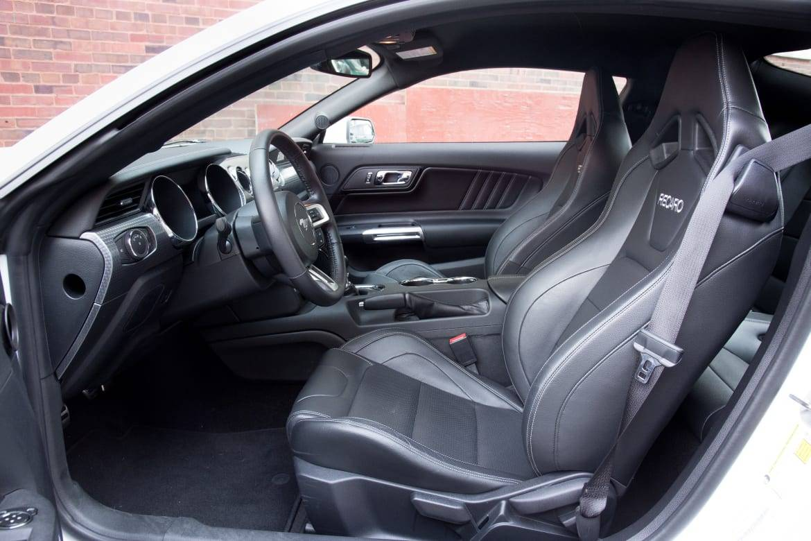 2015 Ford Mustang The Pros And Cons Of Optional Recaro Seats News Cars Com