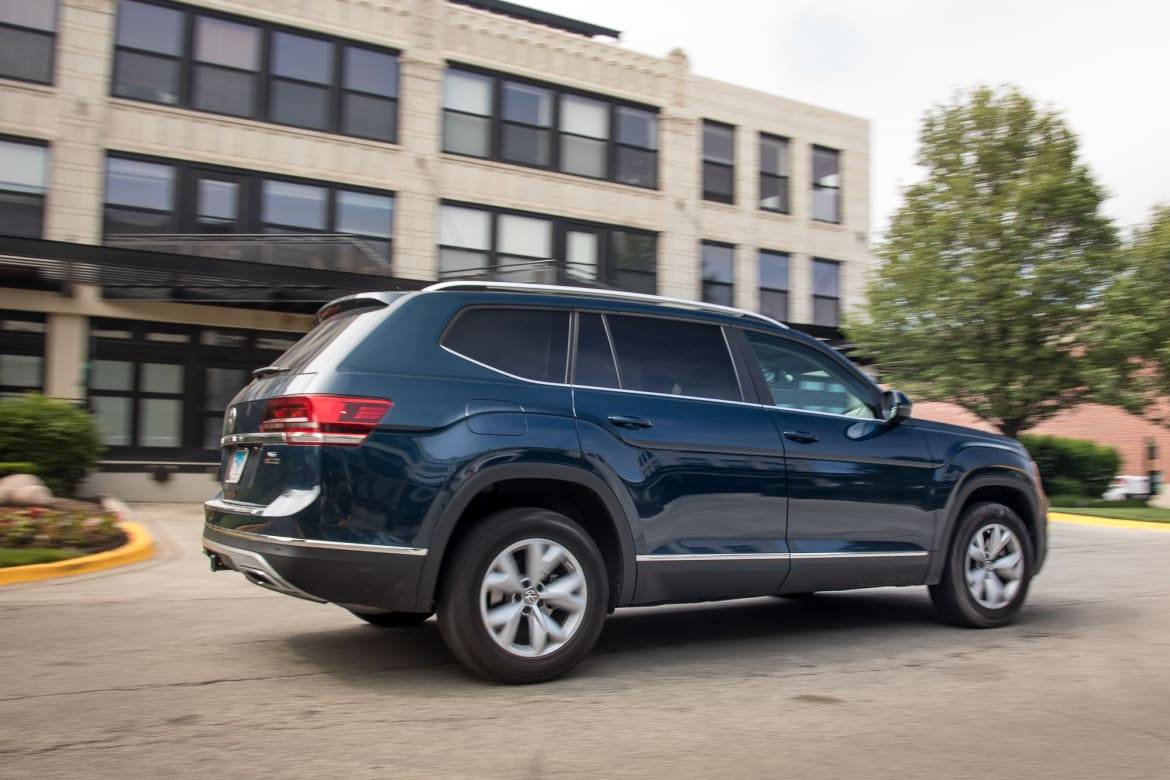 2018 Vw Atlas What We Spent And Mileage We Got In A Year Of Ownership News Cars Com