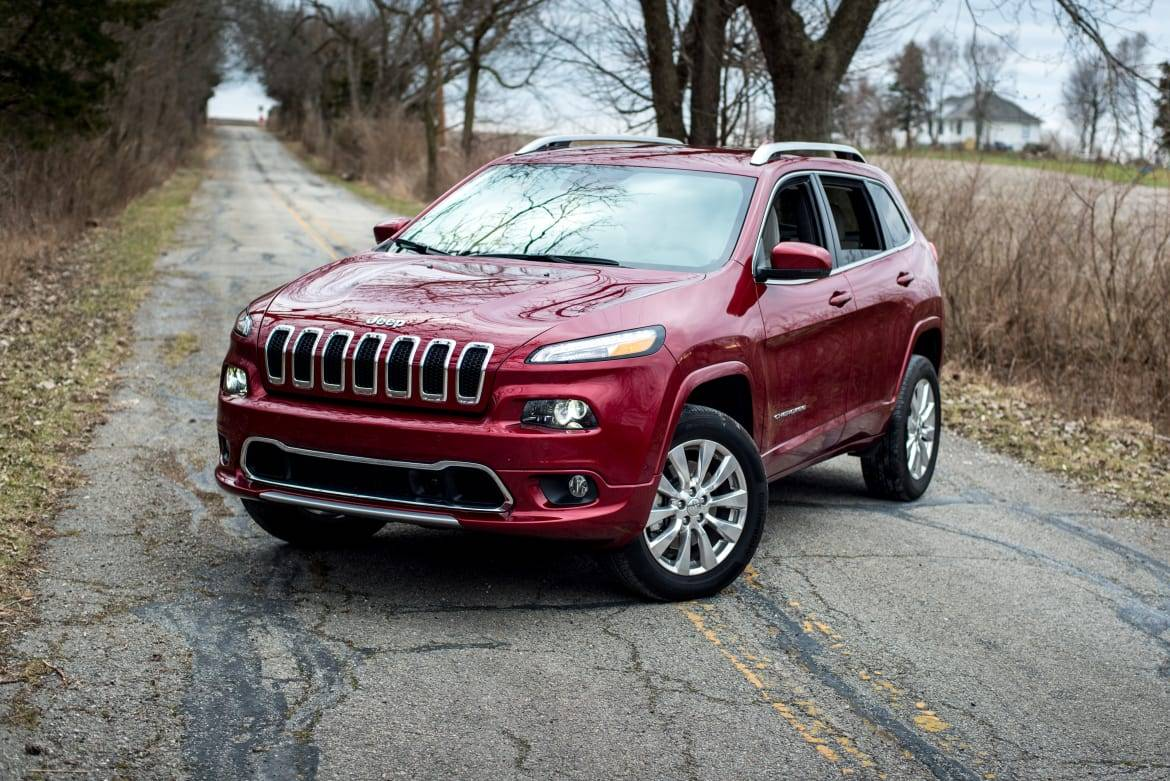 2017 Jeep Cherokee: Our View