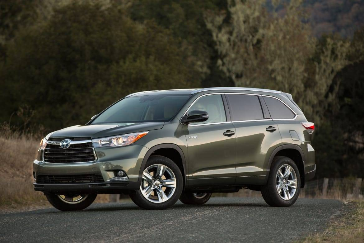 Which 2016 Mid-Size SUVs Have the Highest MPG Ratings?