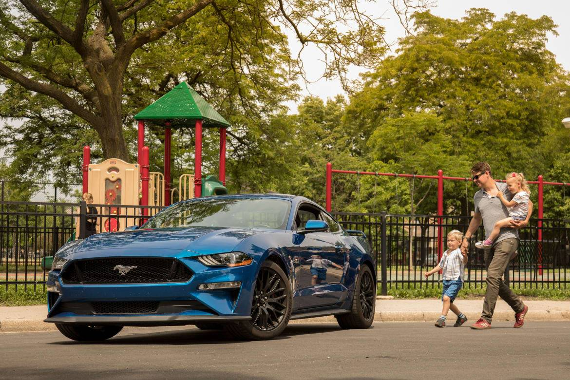 Can You Family in the 2018 Ford Mustang GT?