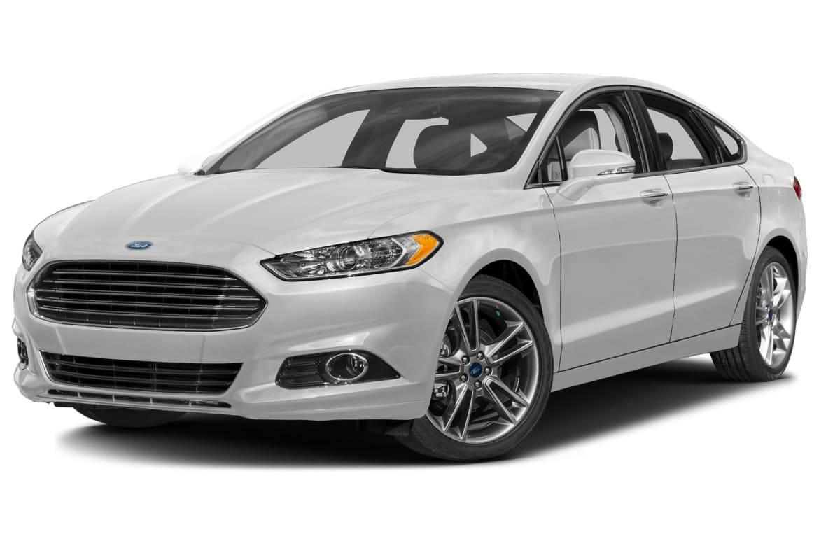 2013-16 Ford Fusion: Recall Alert