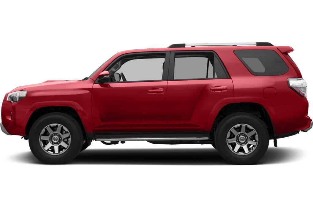 2016 Toyota 4runner Specs Price Mpg Reviews Cars Com