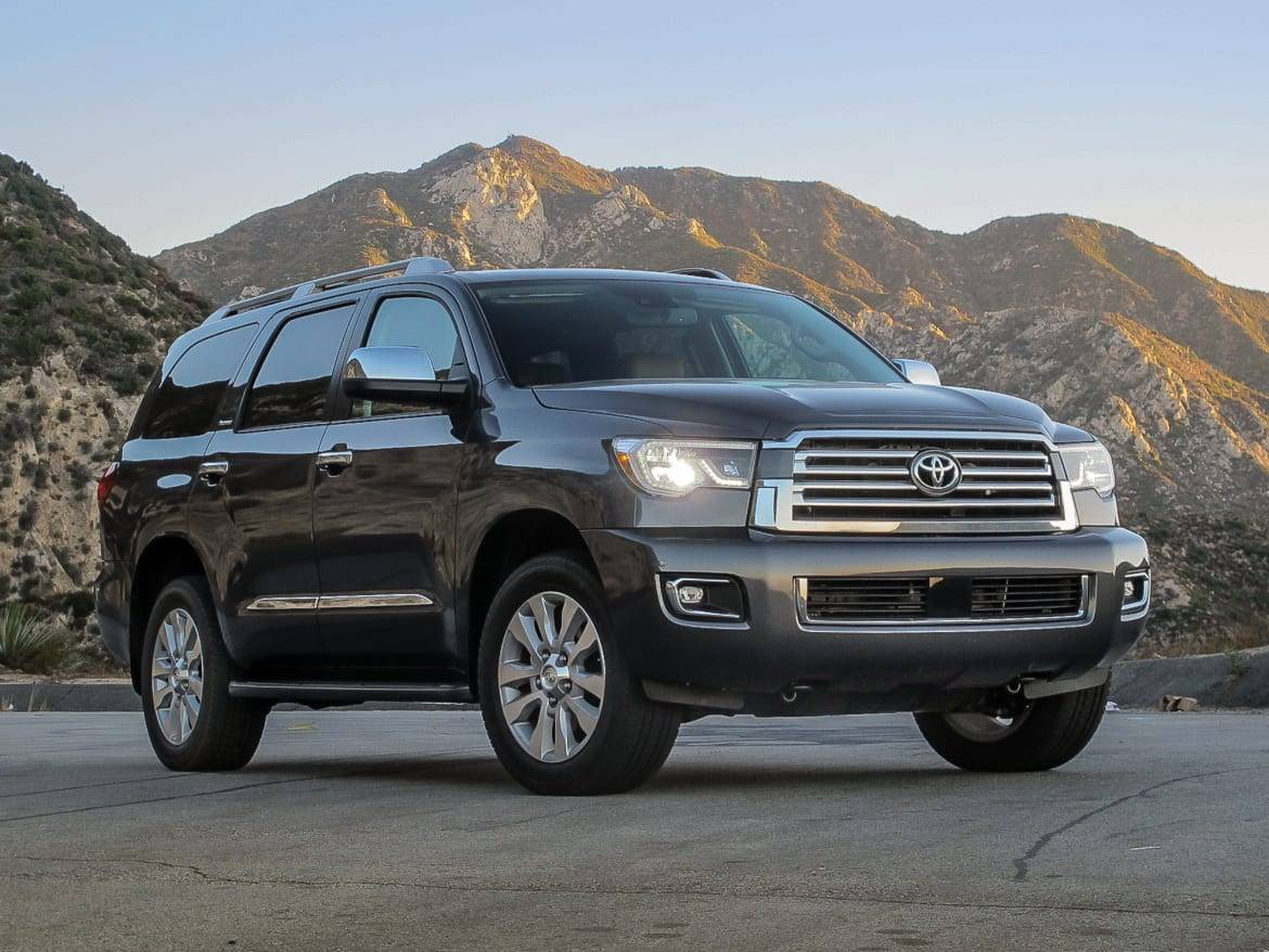 2018 Toyota Sequoia Review: Value-Packed Big Boy Needs Some Upgrades