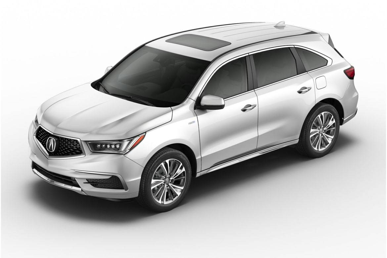 2017 Acura MDX Sport Hybrid: Recall Alert