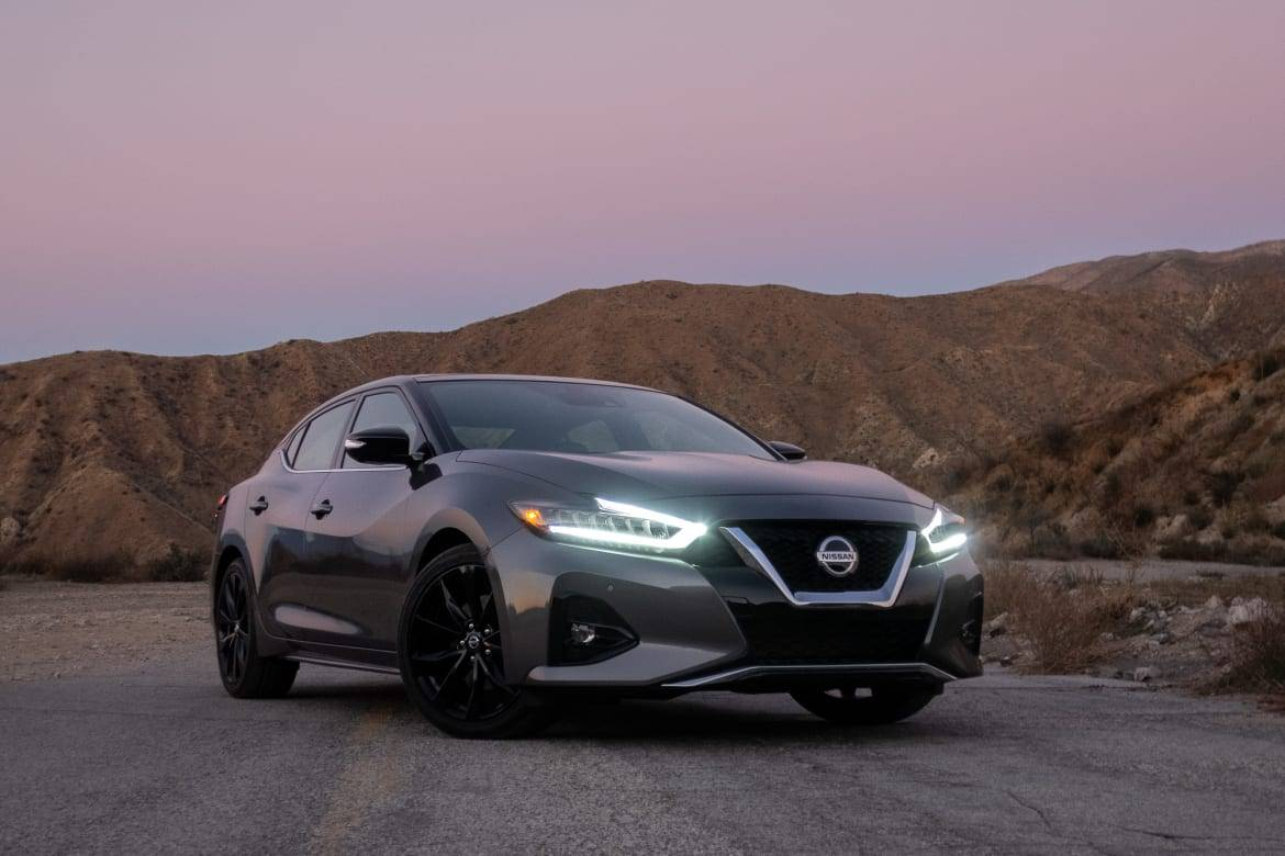 2019 Nissan Maxima Everything You Need To Know News Cars Com