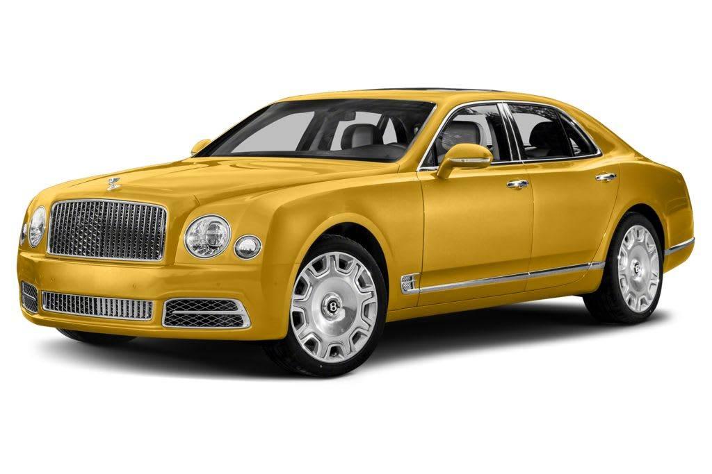 2012-2018 Bentley Mulsanne: Recall Alert