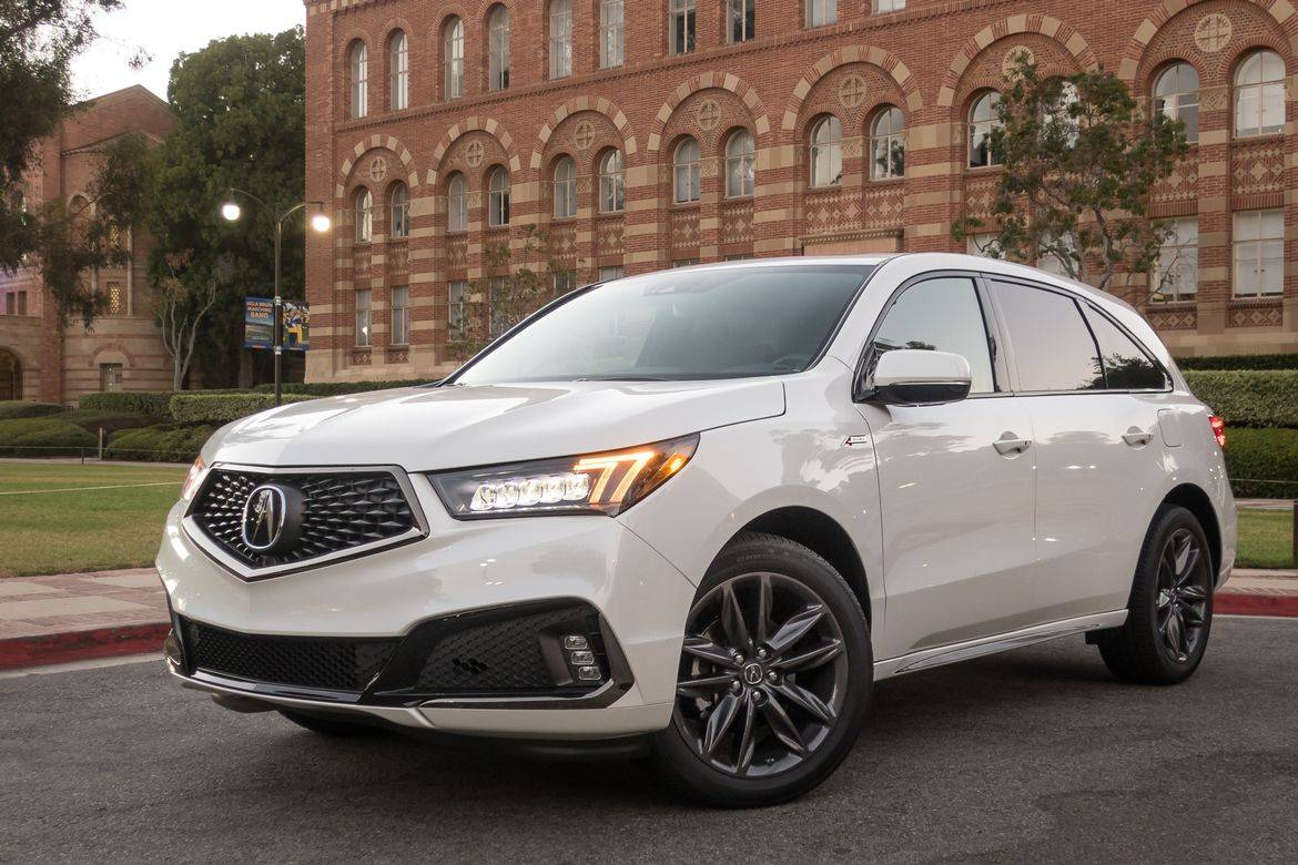 2019 Acura MDX Review: Transmission Tweaks Put It in Our Good Graces
