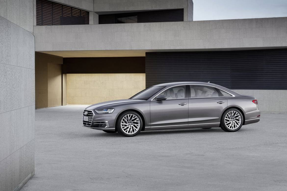 2019 Audi A8 Review: Photo Gallery