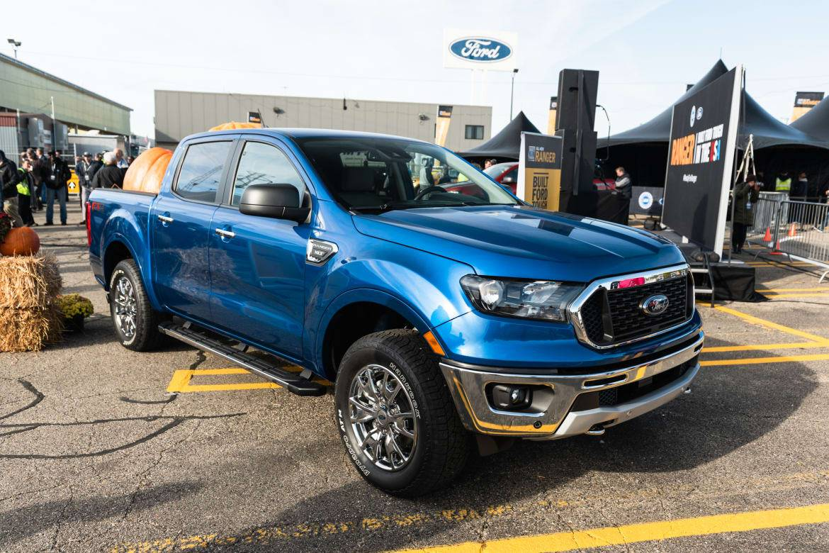 Top 5 Reviews and Videos of the Week: Ford Ranger Revs Up