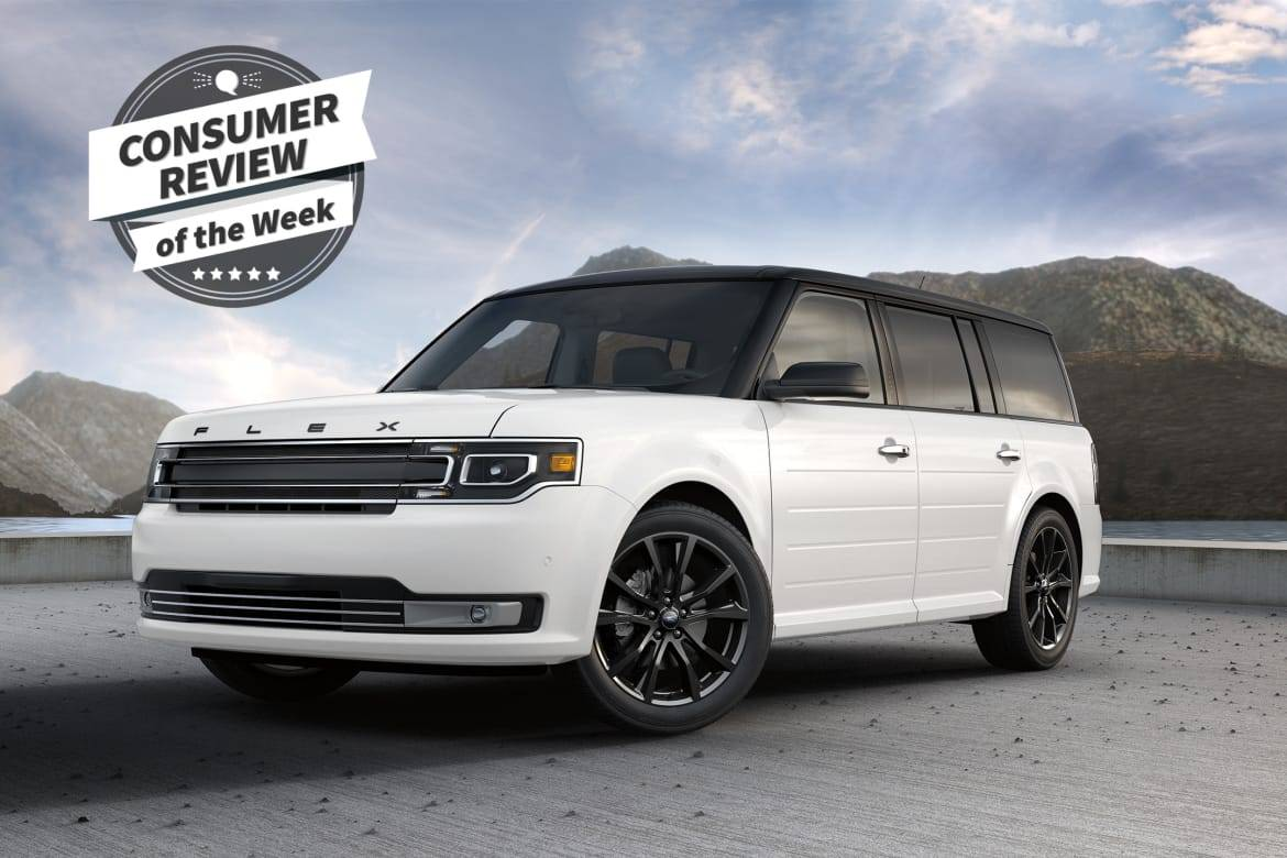 Consumer Review of the Week: 2016 Ford Flex