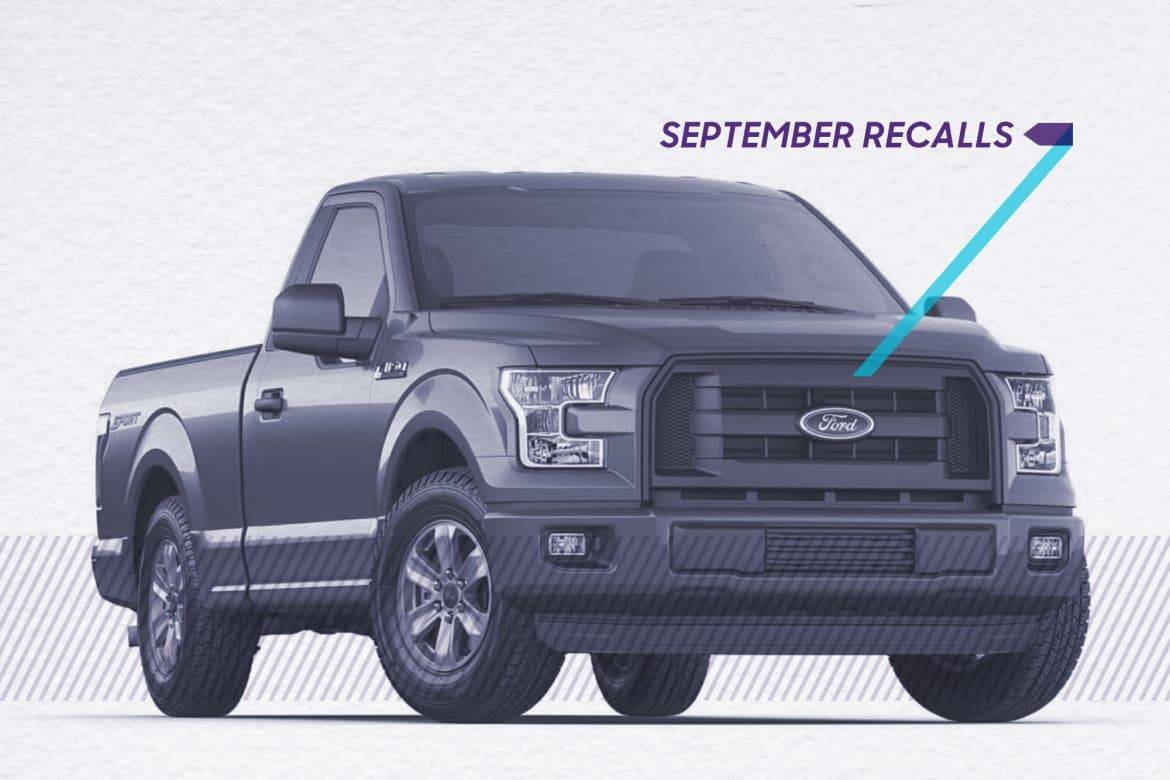 Recall Recap: The 5 Biggest Recalls in September