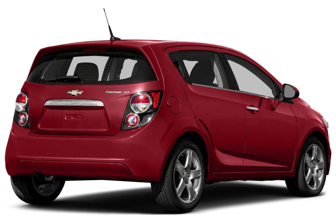 Recall Alert: 2013-2016 Chevrolet Sonic, Trax and 2013-2015 Spark