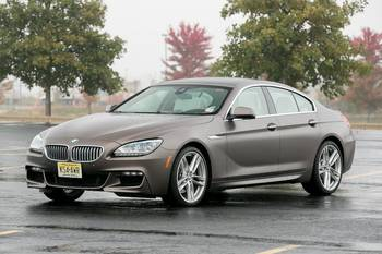 Our view: 2013 BMW 650 Gran Coupe