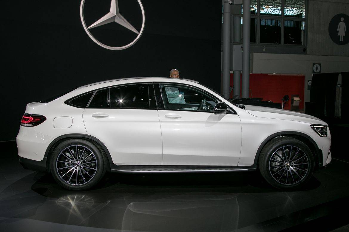 2020 Mercedes Benz Glc300 Coupe Why Just Why News Cars Com