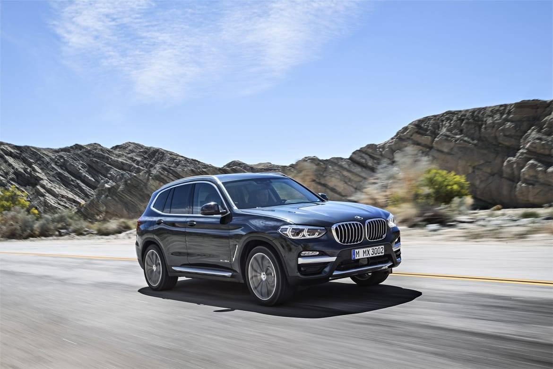 2018 Bmw X3 Preview News Cars Com
