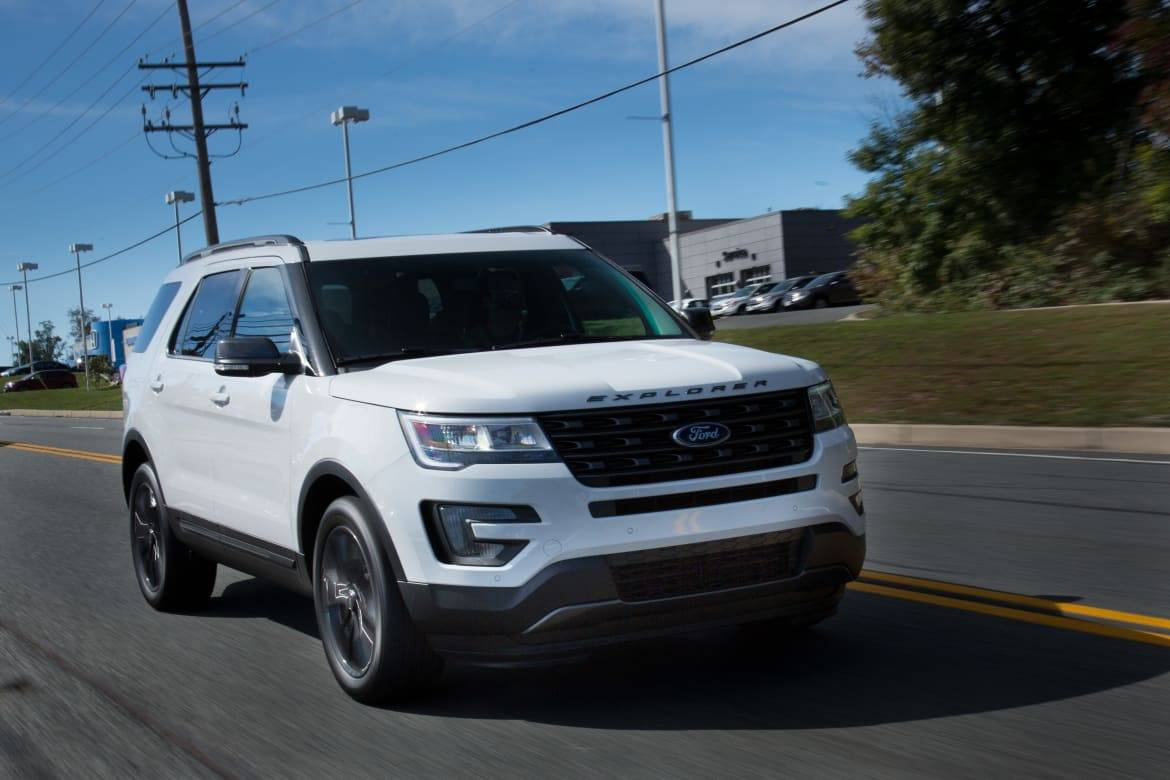 Ford Explorer Service Targets Exhaust Complaints