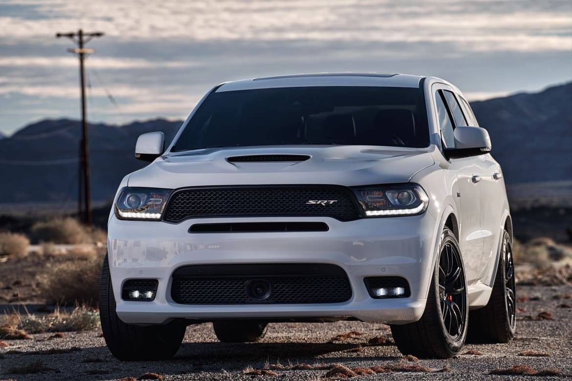 2018 Dodge Durango Srt Preview News Cars Com