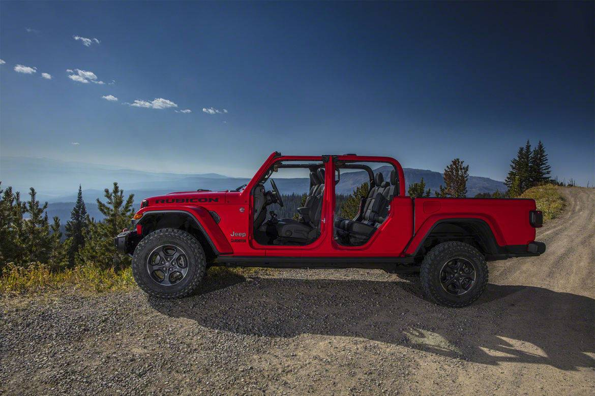 2020 Jeep Gladiator 8 Things We Like And 3 Not So Much News Cars Com