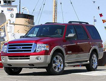 Our view: 2007 Ford Expedition
