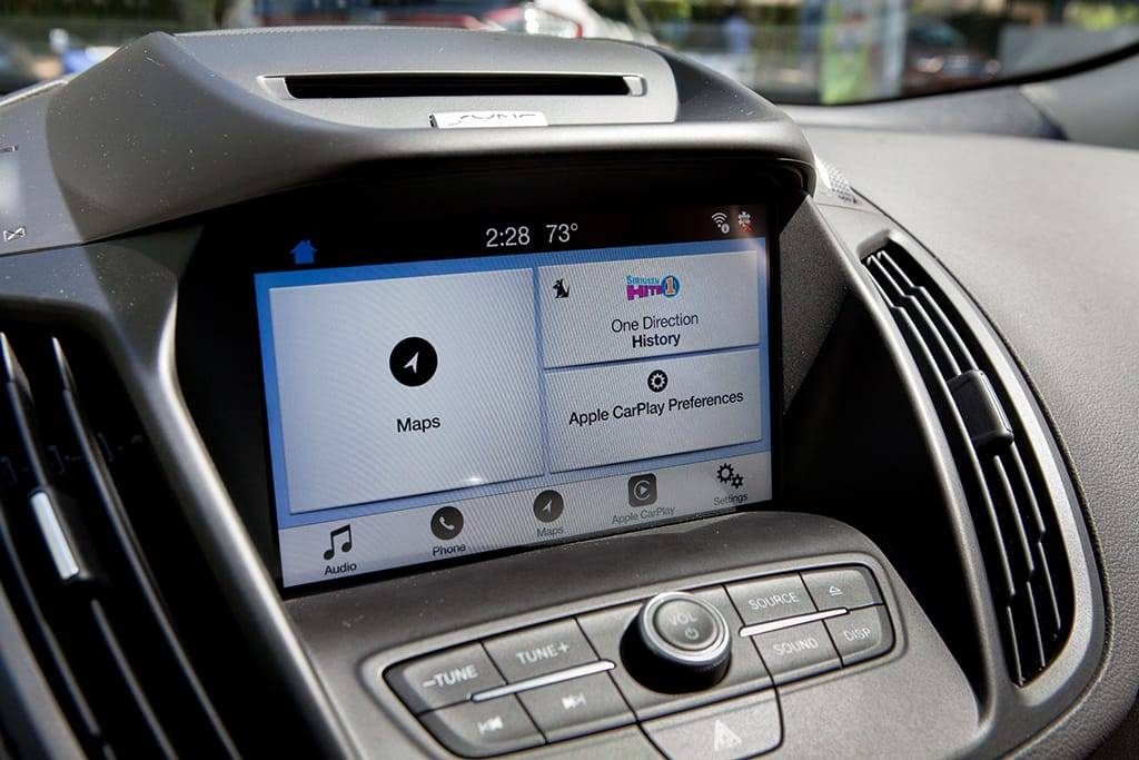 Five Ways Ford S Sync 3 Multimedia System Is A Game Changer News Cars Com