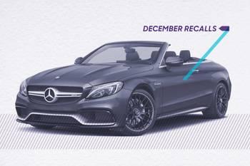 Recall Recap: The 5 Biggest Recalls in December