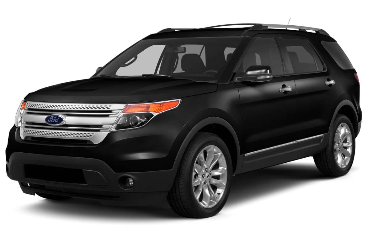 Recall Alert: 2014-2015 Ford Explorer, Police Interceptor