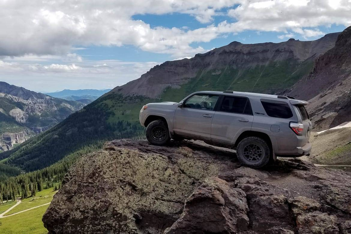 A Crash Course In Overlanding With The 2016 Toyota 4runner Trd Pro News Cars Com