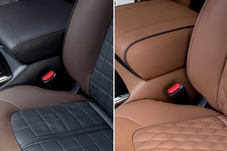 08-nissan-armada-vs-infiniti-qx80-2018-detail-front row-interior