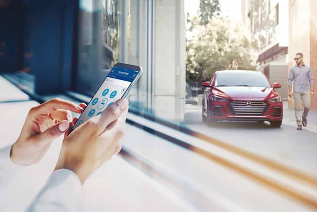 Hyundai Pairs Better Blue Link With Google Assistant