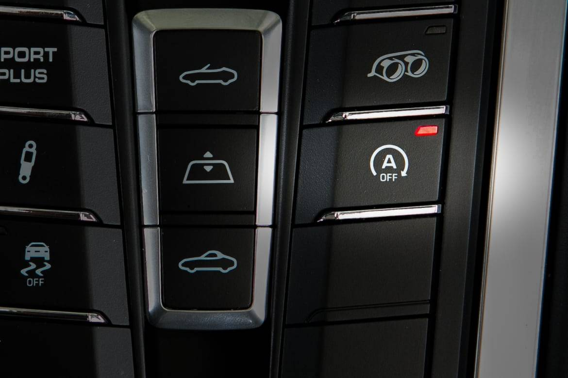 Which Cars Have the Best Stop-Start Systems?