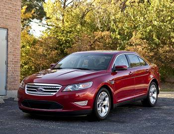 Our view: 2012 Ford Taurus