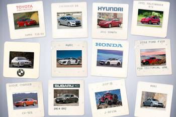 Our Favorite Cars of the Past 20 Years
