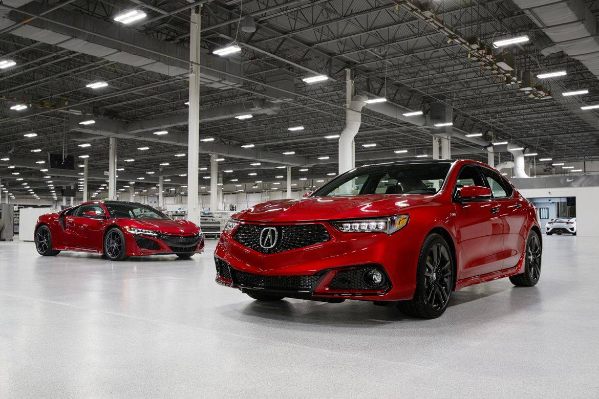 6 Ways the 2020 Acura TLX PMC Puts the Special in Special Edition