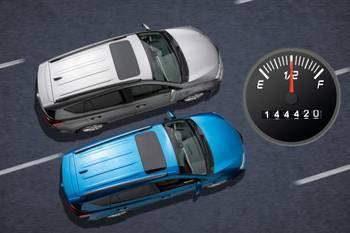 2017 Toyota RAV4 Vs. RAV4 Hybrid: Mileage Matchup