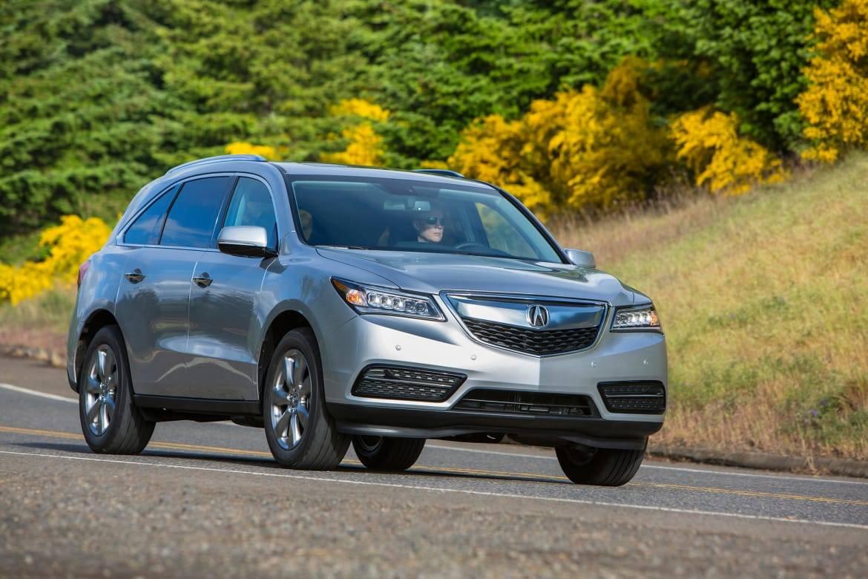2016 Acura Mdx Specs Price Mpg Reviews Cars Com