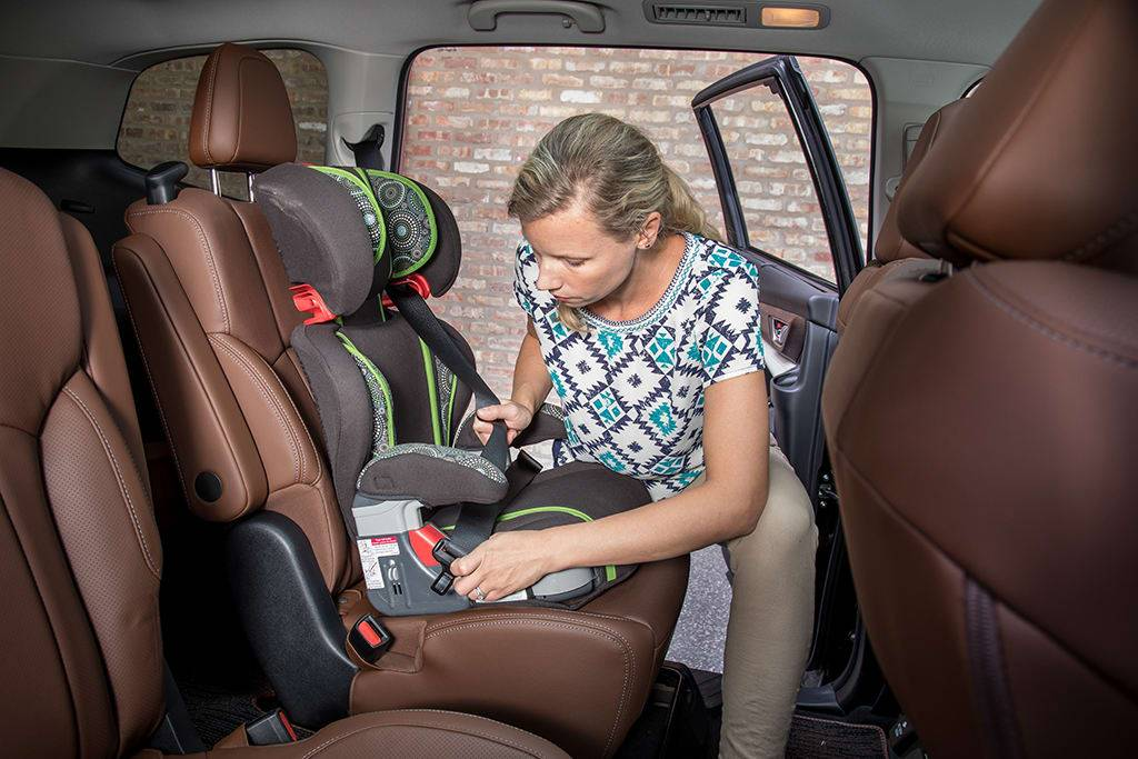 Which 2018 3-Row SUVs Fit Car Seats Best?
