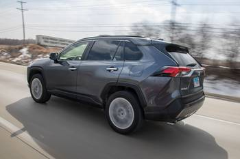 2019 Toyota RAV4: Everything You Need to Know