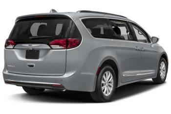 2017-2019 Chrysler Pacifica: Recall Alert