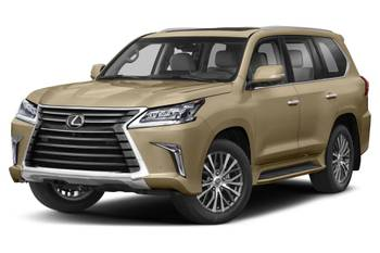 2008-2019 Lexus LX 570, Toyota Land Cruiser: Recall Alert